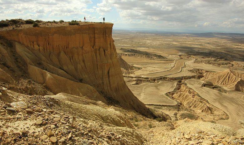 Séjour dans le désert des Bardenas Reales-4