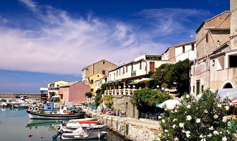 Croisière en voilier autour de la Corse du nord-9
