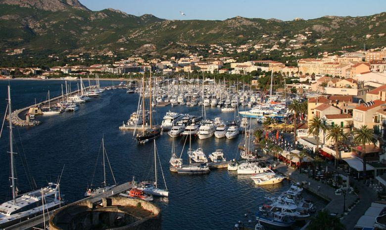 Croisière en voilier autour de la Corse du nord-11