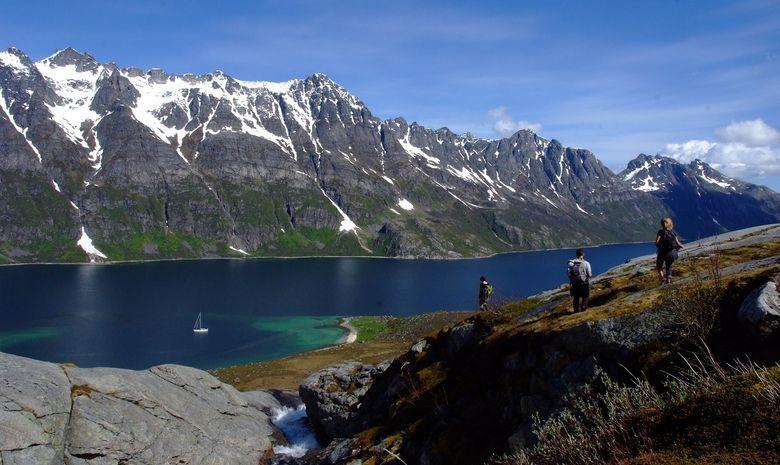 Séjour randonnée et voile à Tromsø-11