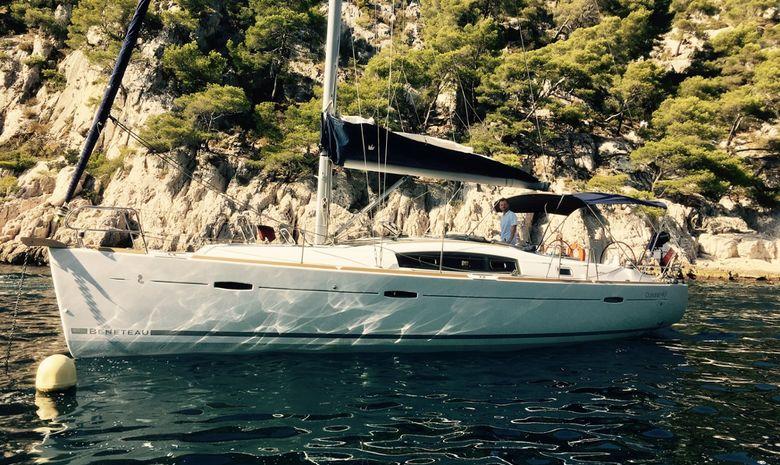 Croisière en voilier Corse du sud-1