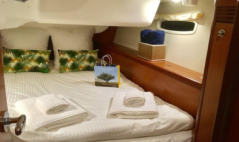 Croisière en voilier Corse du sud-2