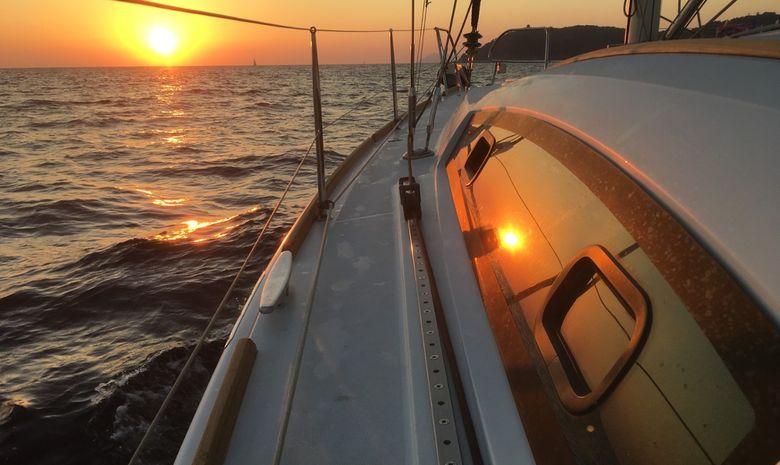 Croisière en voilier Corse du sud-3