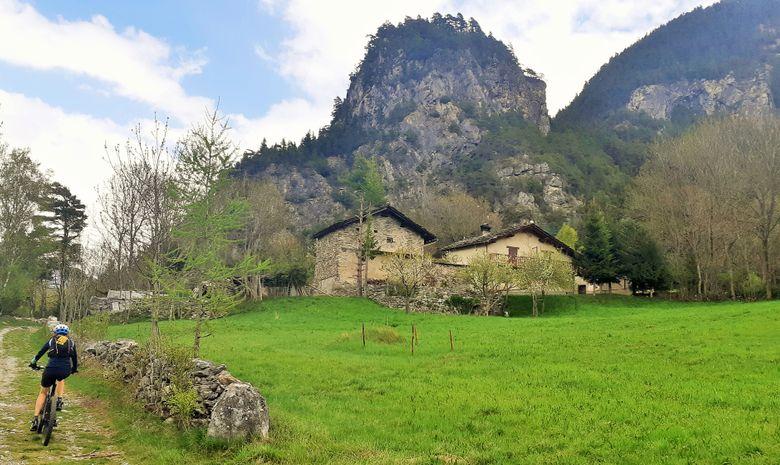 Séjour de VTTAE en autonomie aux Aiguilles d'Arves