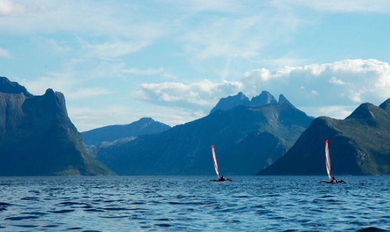 Séjour multi-activités Tromsø, la côte sauvage-14