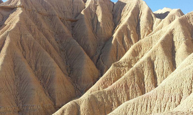 Trek dans le désert des Bardenas -9