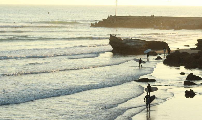 Surf Solidaire avec Justine Mauvin 100% filles-6