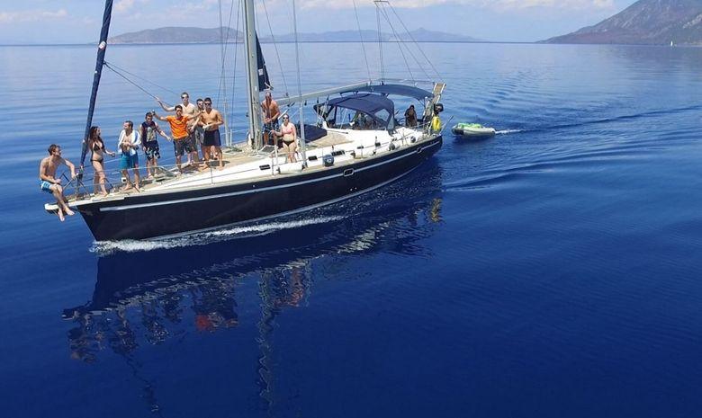 Séjour voile dans le Golfe Argolique-4