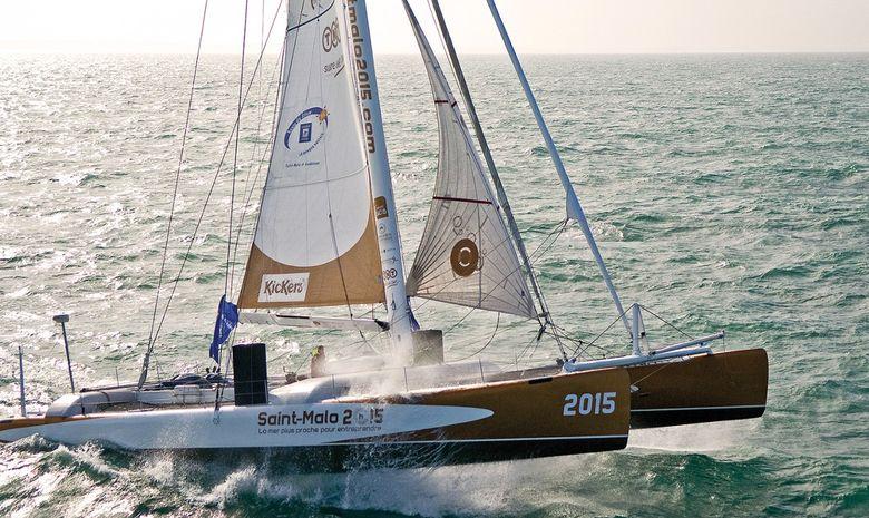 Catamaran Explorer, ex-Saint Malo 2015