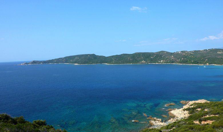 Semaine de kayak sur la Côte Ouest de la Corse-9