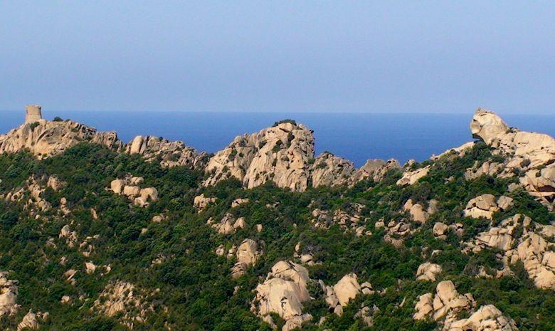 Semaine de kayak sur la Côte Ouest de la Corse-12
