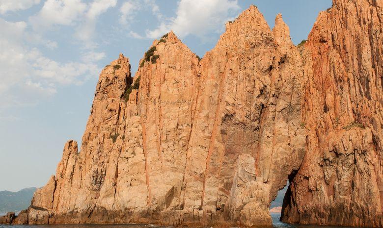 Semaine de kayak dans les calanques de la Corse-11