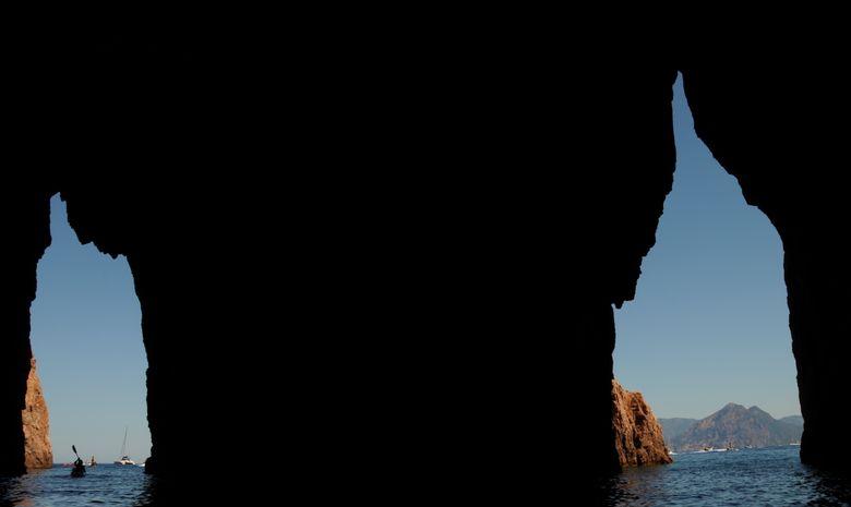Séjour kayak - Les calanques de l'île de Beauté -7