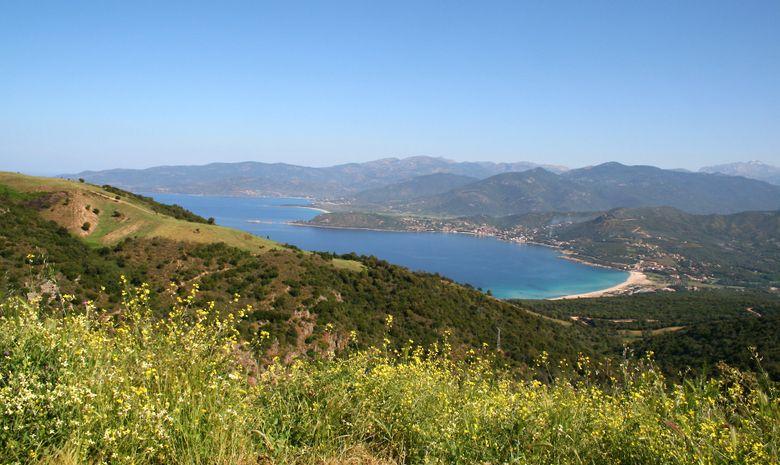 Semaine de kayak dans les calanques de la Corse-14