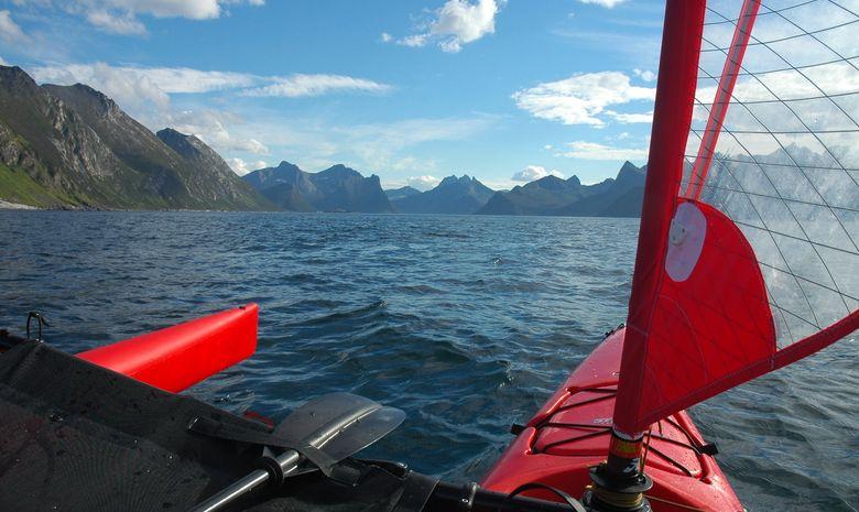 Raid kayak à voile-5