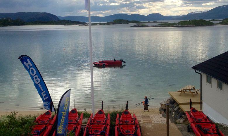 Raid kayak à voile-11