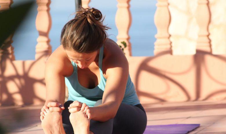 Stage yoga et bien-être à Tamraght -8