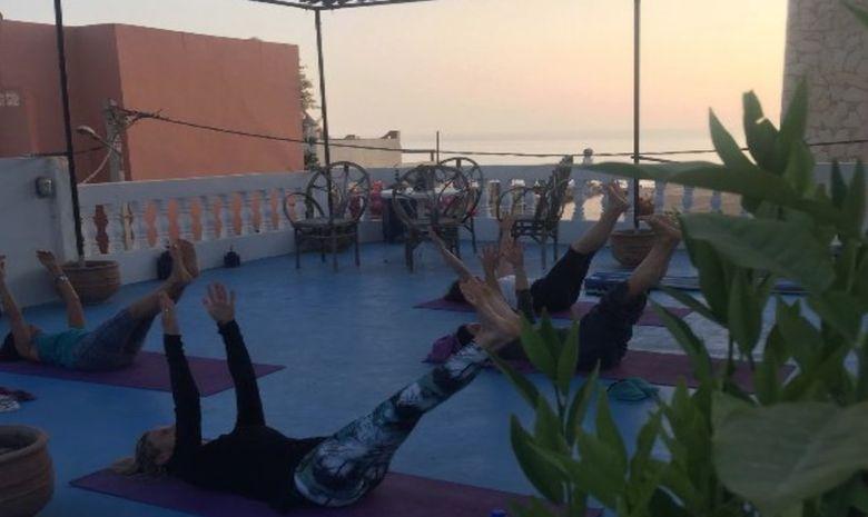 Stage yoga et bien-être à Tamraght -10