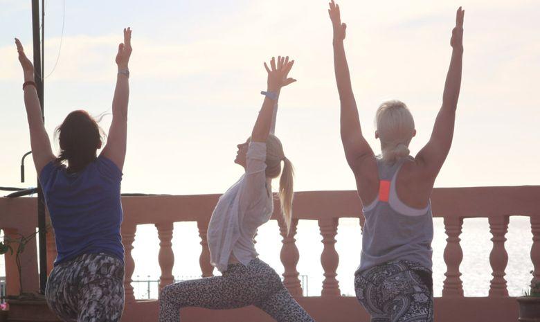 Stage yoga et bien-être à Tamraght -7