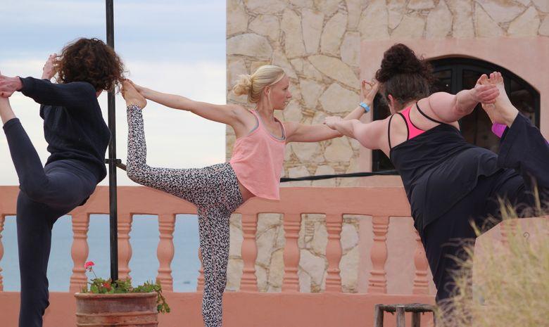 Stage yoga et bien-être à Tamraght -9