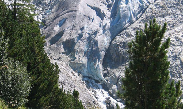 Tour du Mont-Blanc Nord - sans sac-8