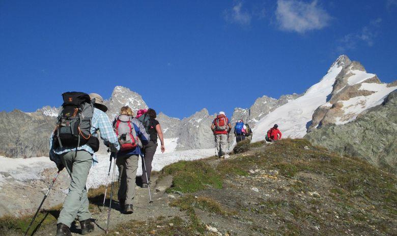 Tour du Mont-Blanc Intégral - sans sac-12