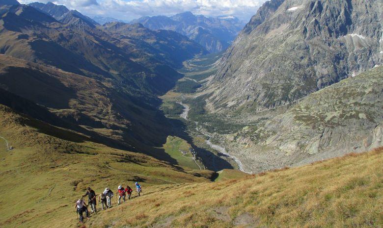 Tour du Mont-Blanc Intégral - sans sac-13