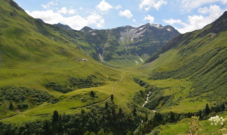 Tour du Mont-Blanc 7 jours-1