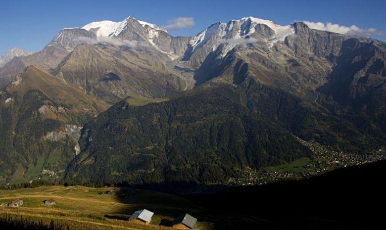 Tour du Mont-Blanc 7 jours-7