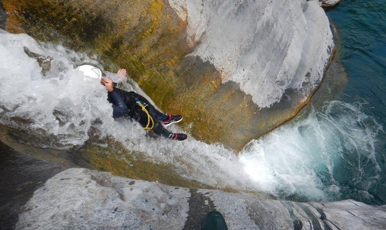 Séjour Canyoning rafting via ferrata-6