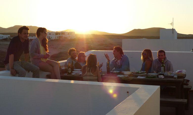 Séjour en surfcamp à Lanzarote -14