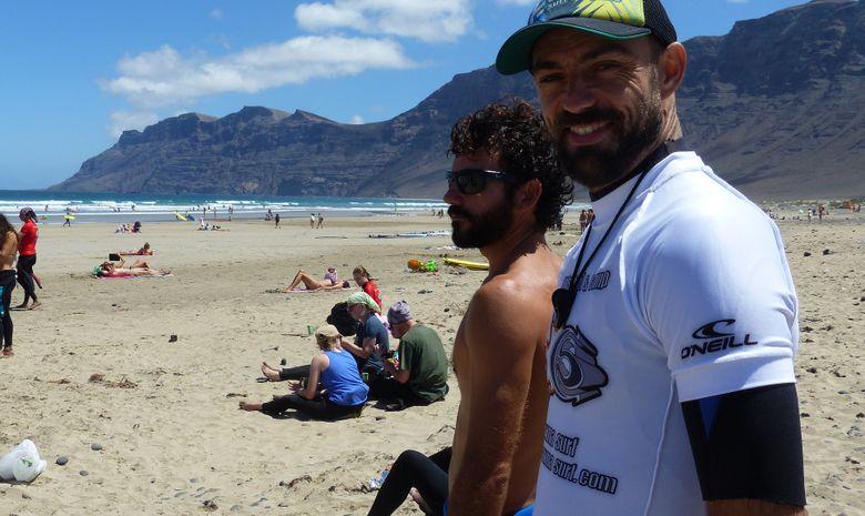 Séjour en surfcamp à Lanzarote -2