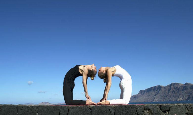 Surfcamp et retraite yoga à Lanzarote