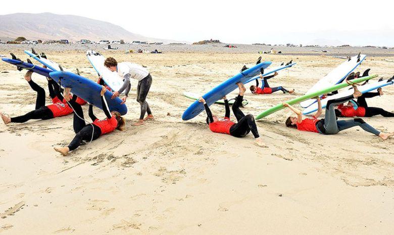 Camp de surf et de plongée à Lanzarote-3