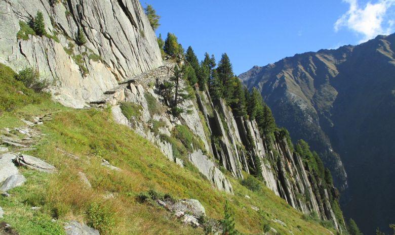 Tour du Mont-Blanc Intégral en Liberté - sans sac-5