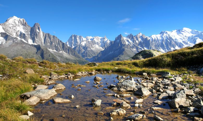 Tour du Mont-Blanc Sud en Liberté