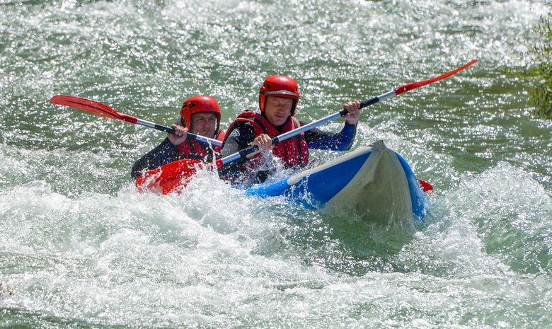 Rafting Verdon -