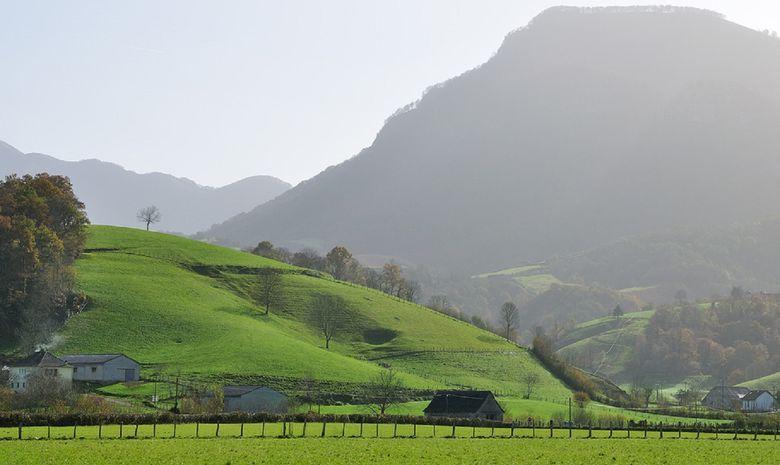 Tour de la Soule, région luxuriante du Pays Basque-1