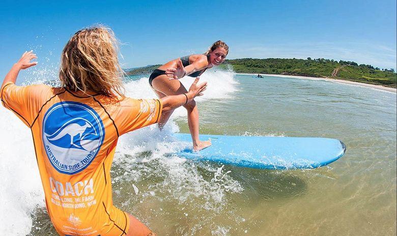 Séjour en surfcamp au Sud de Sydney-13