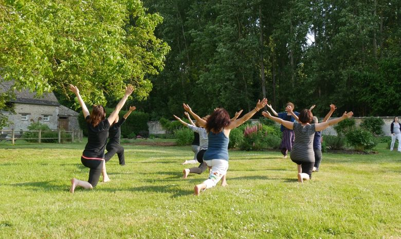 Stage Yoga & méditation en Normandie