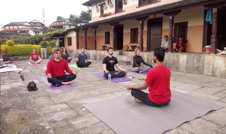Stage Trek et Yoga aux Annapurnas-3