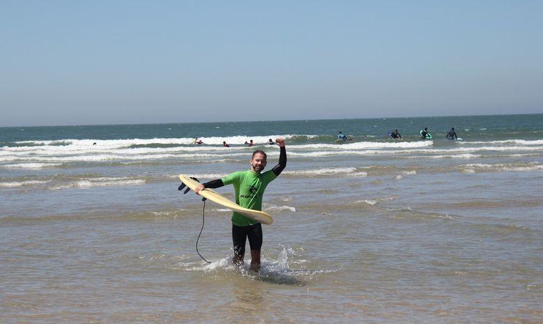 Séjour Surf & Yoga à Figueira da Foz