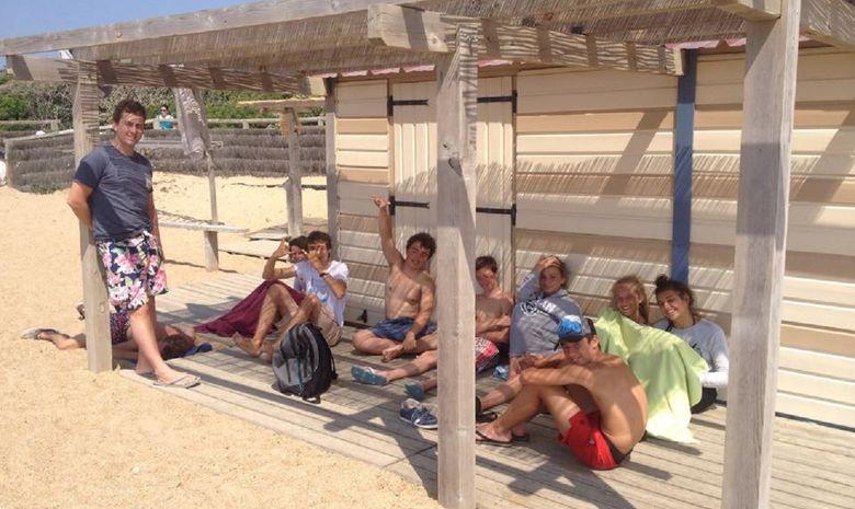 Surfcamp pour adolescents à Anglet-5