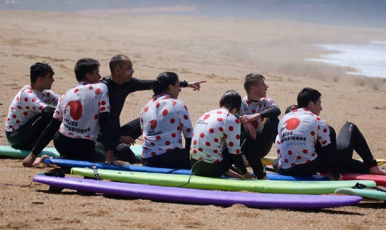 Surfcamp pour adolescents à Anglet-1