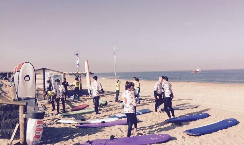 Surfcamp pour adolescents à Anglet-13