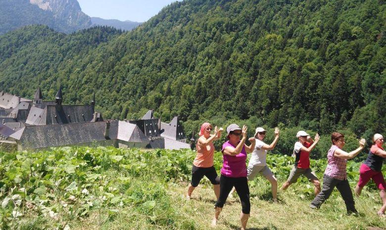 Stage qi gong & randonnée en Chartreuse