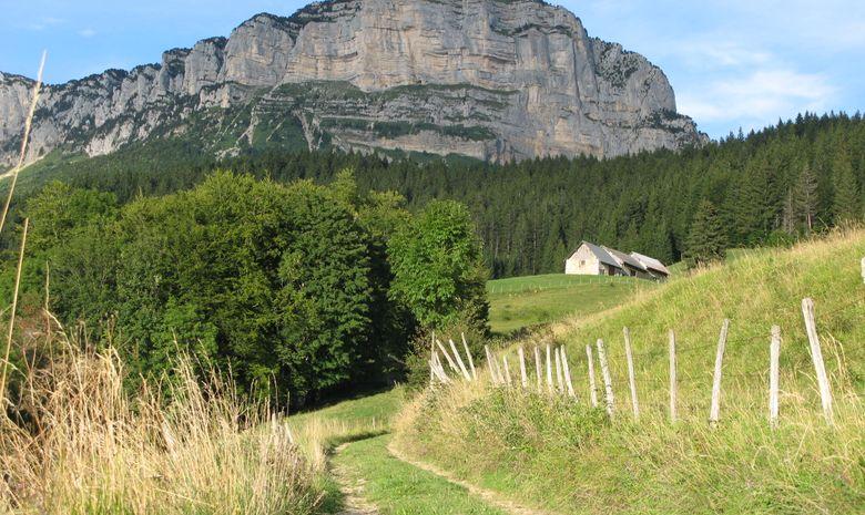 Tour du Parc naturel de Chartreuse en gîte -8