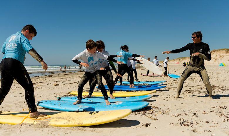 Stage de surf intensif à La Torche-6