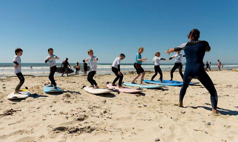 Stage de surf intensif à La Torche-2
