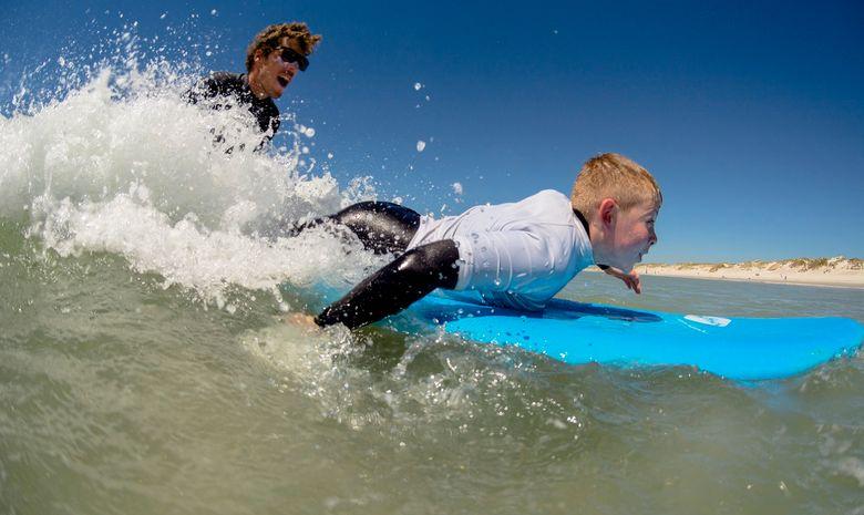 Stage de surf intensif à La Torche-5